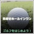 ★全額還元★ 【SP対応】目指せホールインワン(500円コース)