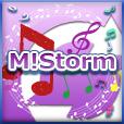 M!Storm(550円(税込)コース)